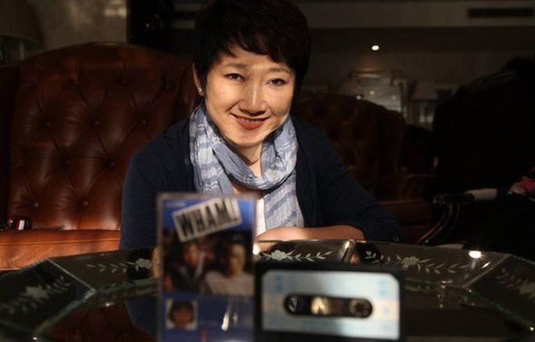 Cheng Fangyuan cantó la versión china de Wake Me Up Before You Go-Go cuando Wham! tocó en ese país, en 1985