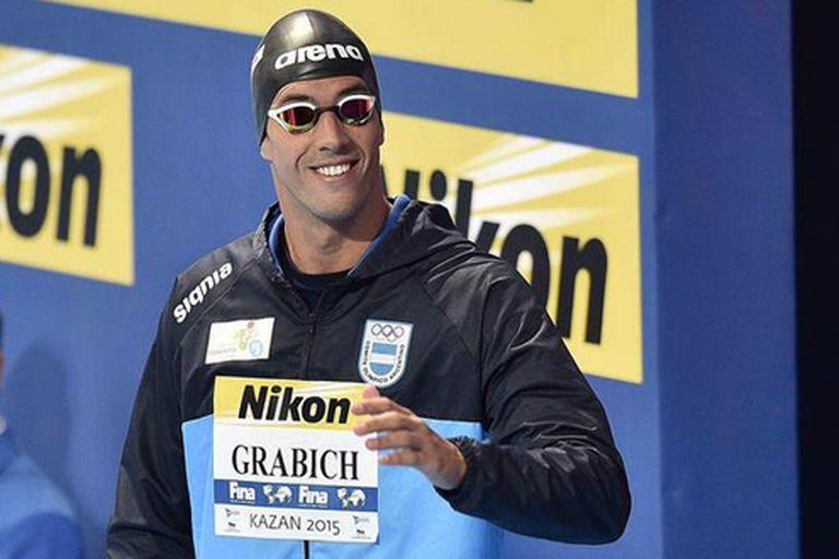 Federico Grabich se quedó con un podio histórico