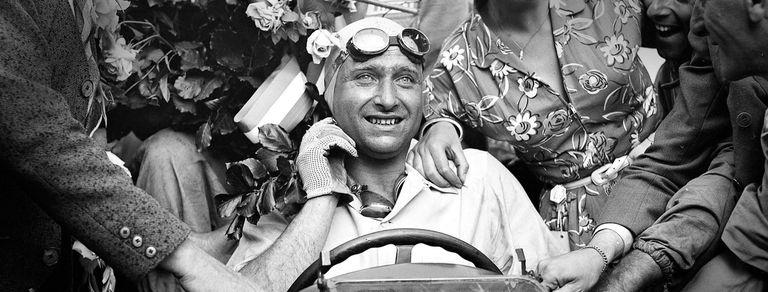 """Juan Manuel Fangio: """"Todos tenemos nuestro límite y hay que conocerlo bien"""""""