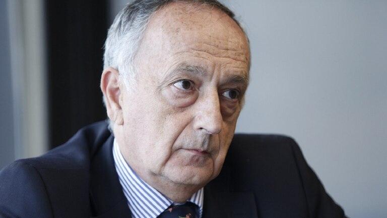 Miguel Acevedo, presidente del organismo