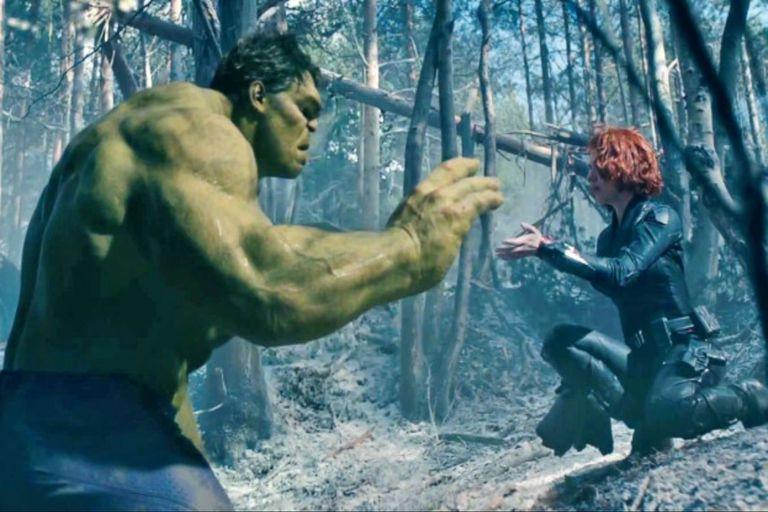Del vínculo romántico entre Banner y Natasha, Infinity War no se hizo cargo.