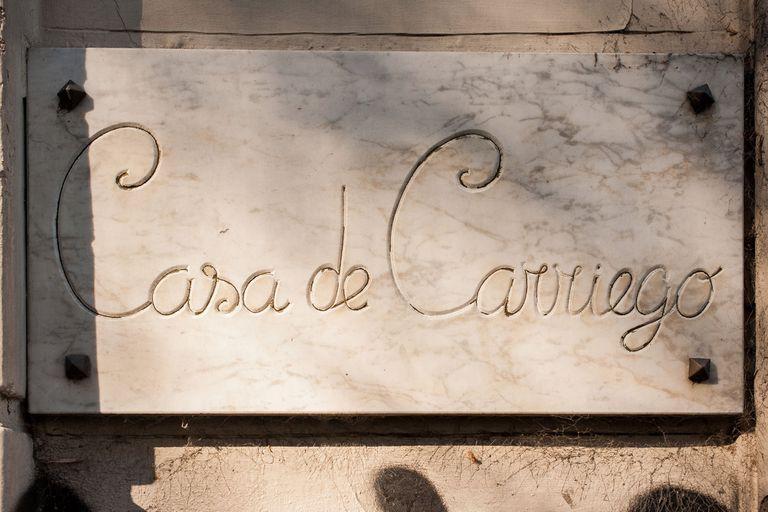 La casa en la que vivió Evaristo Carriego queda en la calle Honduras 3784, pero hoy se encuentra en virtual estado de abandono