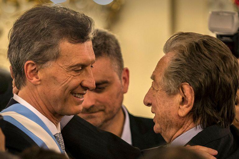 """Mauricio Macri, sobre su padre: """"Me pedía que yo me haga cargo de matarlo"""""""
