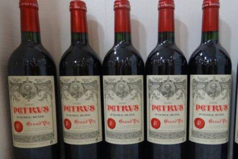 Una camada de 12 botellas de un vino francés que multiplicaron su valor tras pasar un año en una Estación Espacial