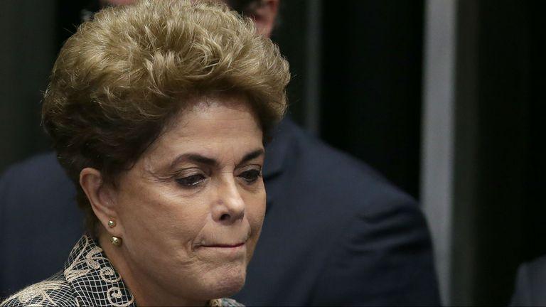 Dilma Rousseff ya no es más presidenta de Brasil
