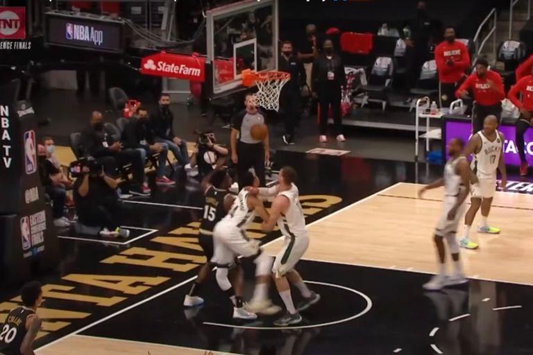 La NBA se estremece por la lesión de Antetokounmpo y su futuro es incierto