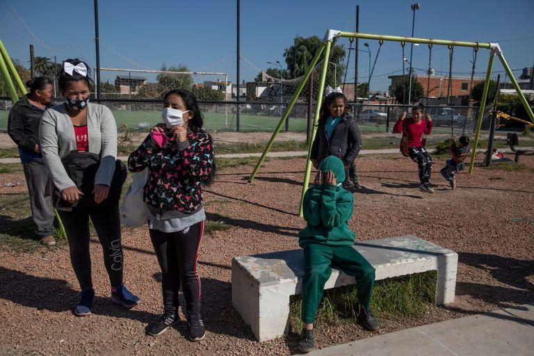 La preocupación de los alcaldes está centrada en evitar los brotes en barrios vulnerables