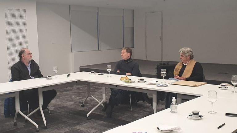 Las entidades del campo se reunieron con Diego Santilli: los temas que hablaron