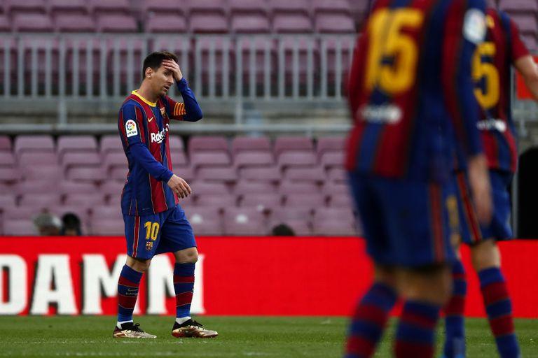 Sin estrellas. Messi, Cristiano, Neymar, Mbappé y Haaland: ni Liga ni Champions