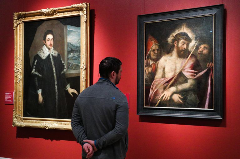 """La experta que realizó el informe mantiene su convicción: es Caravaggio, pero con cautela. Recuerda, por ejemplo, que una capa de barniz cubre la tela y """"dificulta leer todos los matices pictóricos"""""""