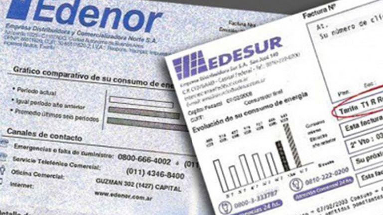 El Gobierno va a la Justicia contra Edenor y Edesur por un acuerdo firmado con el macrismo
