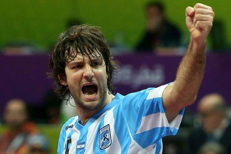 Mundial de handball: las 10 copas de Gonzalo Carou, un récord notable
