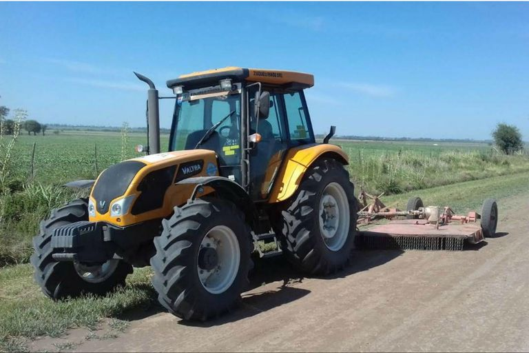 """Caminos rurales. Cómo es el """"manejo sustentable"""" que impulsa Santa Fe"""
