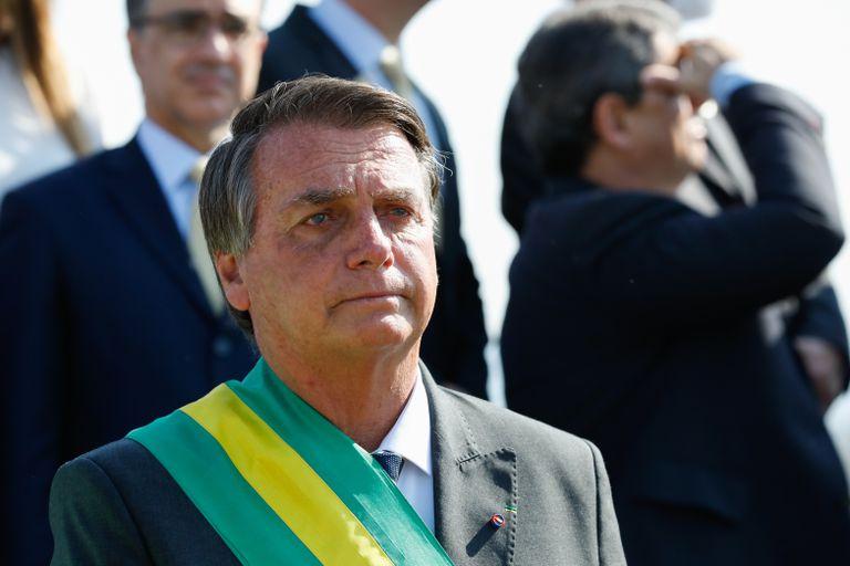 Se hunde el apoyo a Bolsonaro: la reprobación a su gestión alcanza un récord