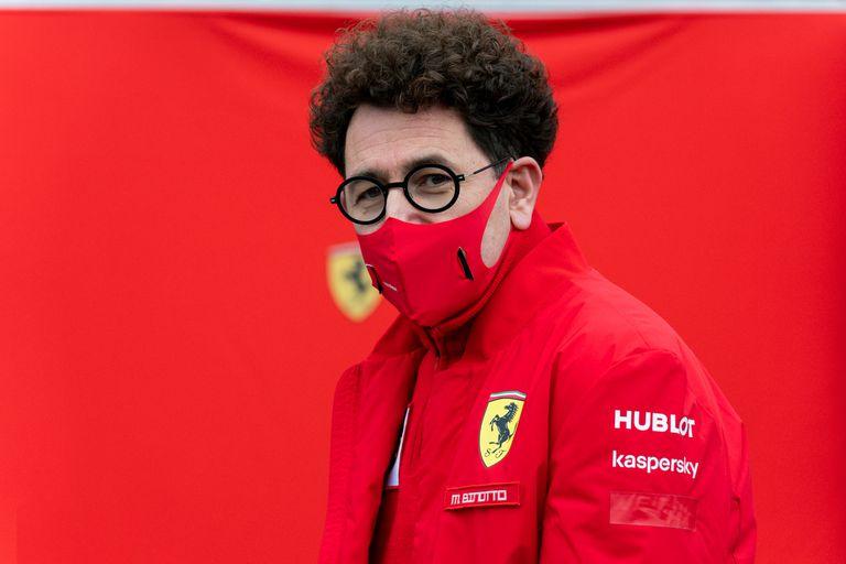 Mattia Binotto, el director deportivo de Ferrari, había descartado participar en IndyCar.