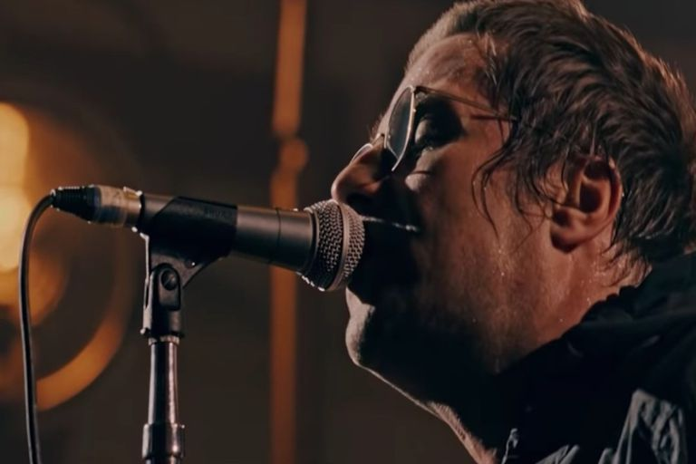 """Liam Gallagher y su versión desenchufada de """"Sad Song"""", el clásico de Oasis"""