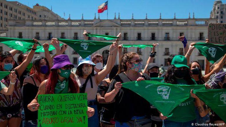 La Cámara de Diputados de Chile aprueba la despenalización del aborto