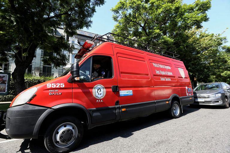 Hubo una supuesta amenaza de bomba en la Embajada de Haití