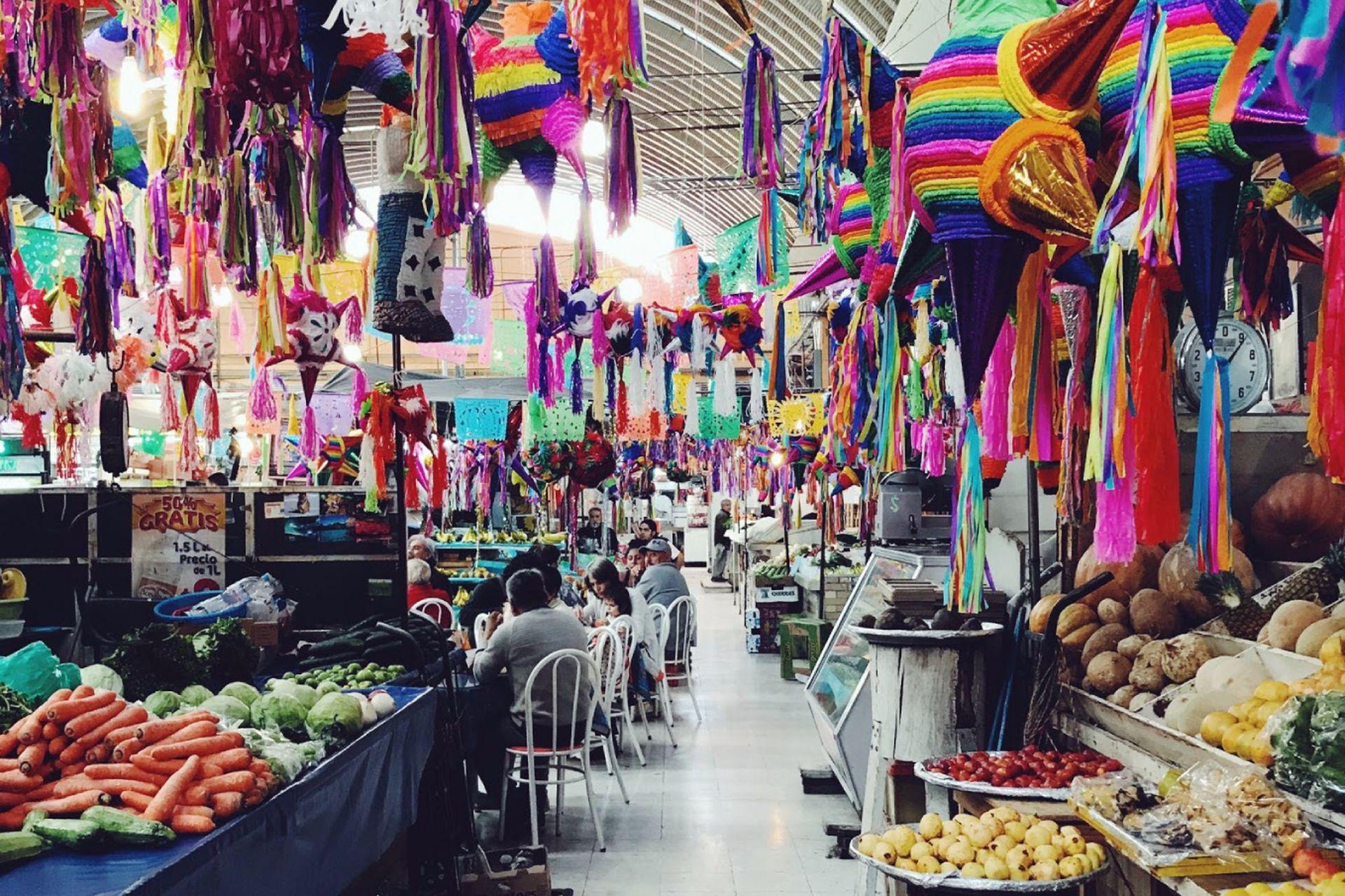 Mercado La Merced.