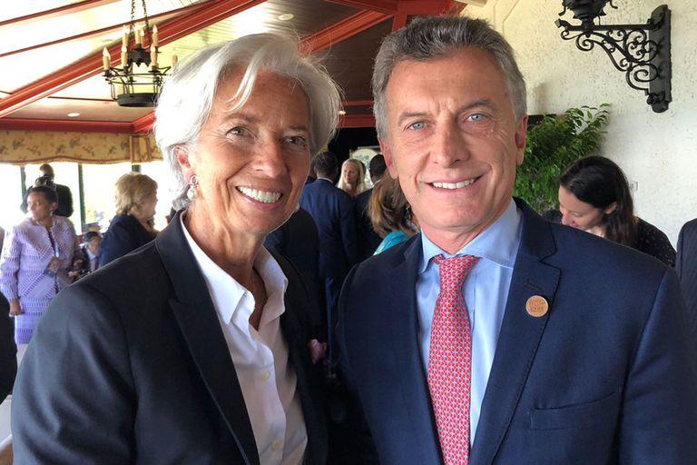 Carta a Lagarde: sectores de la oposición presionan contra el acuerdo con el FMI