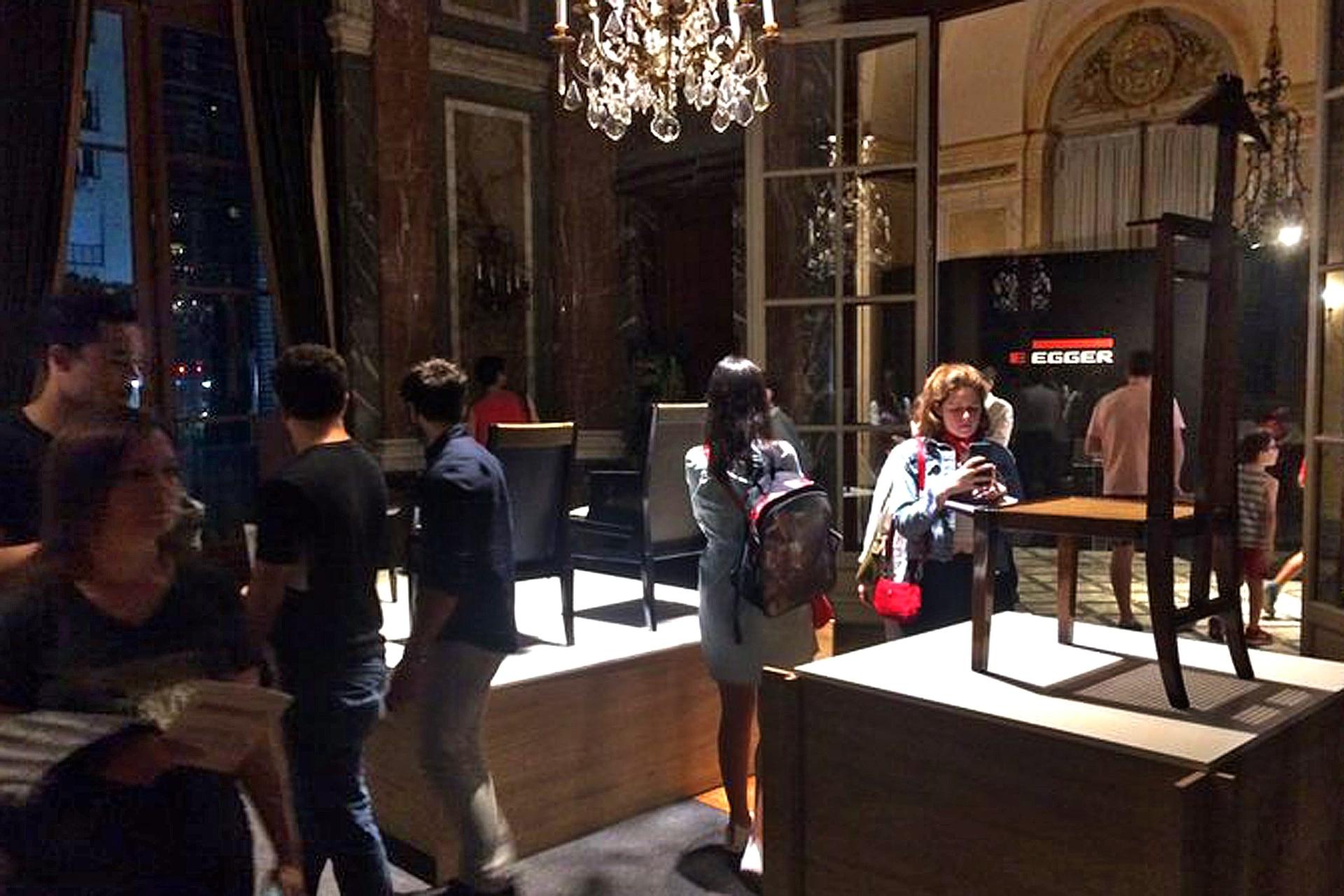 La Noche de los Museos. El museo de Arte Decorativo al comienzo de la jornada