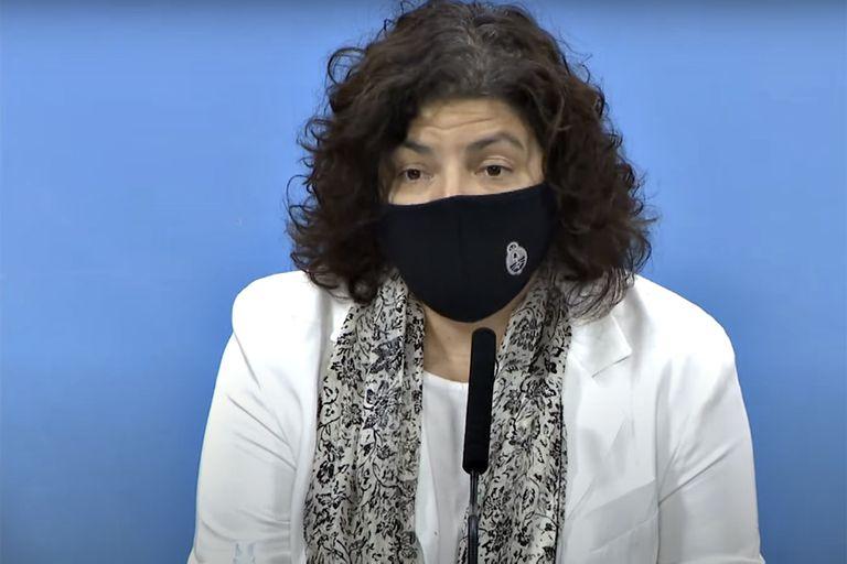 La ministra Vizzotti anticipó ayer que el Gobierno definirá en las próximas horas vacunar con monodosis
