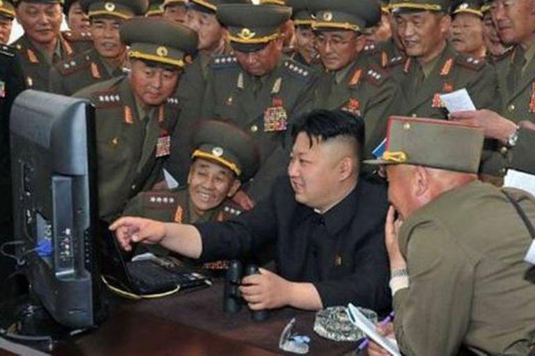 El líder de Corea del Norte, Kim Jong-un, ha supervisado el rápido crecimiento del uso de la tecnología informática