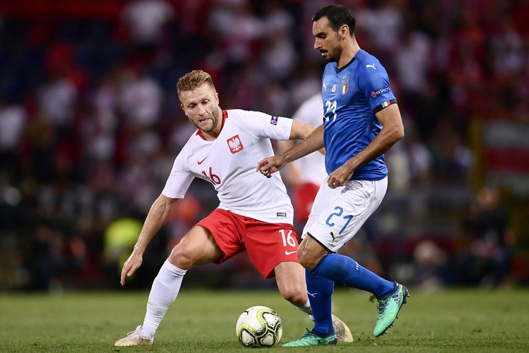 Liga de las Naciones: en el debut oficial de Mancini, Italia empató al final