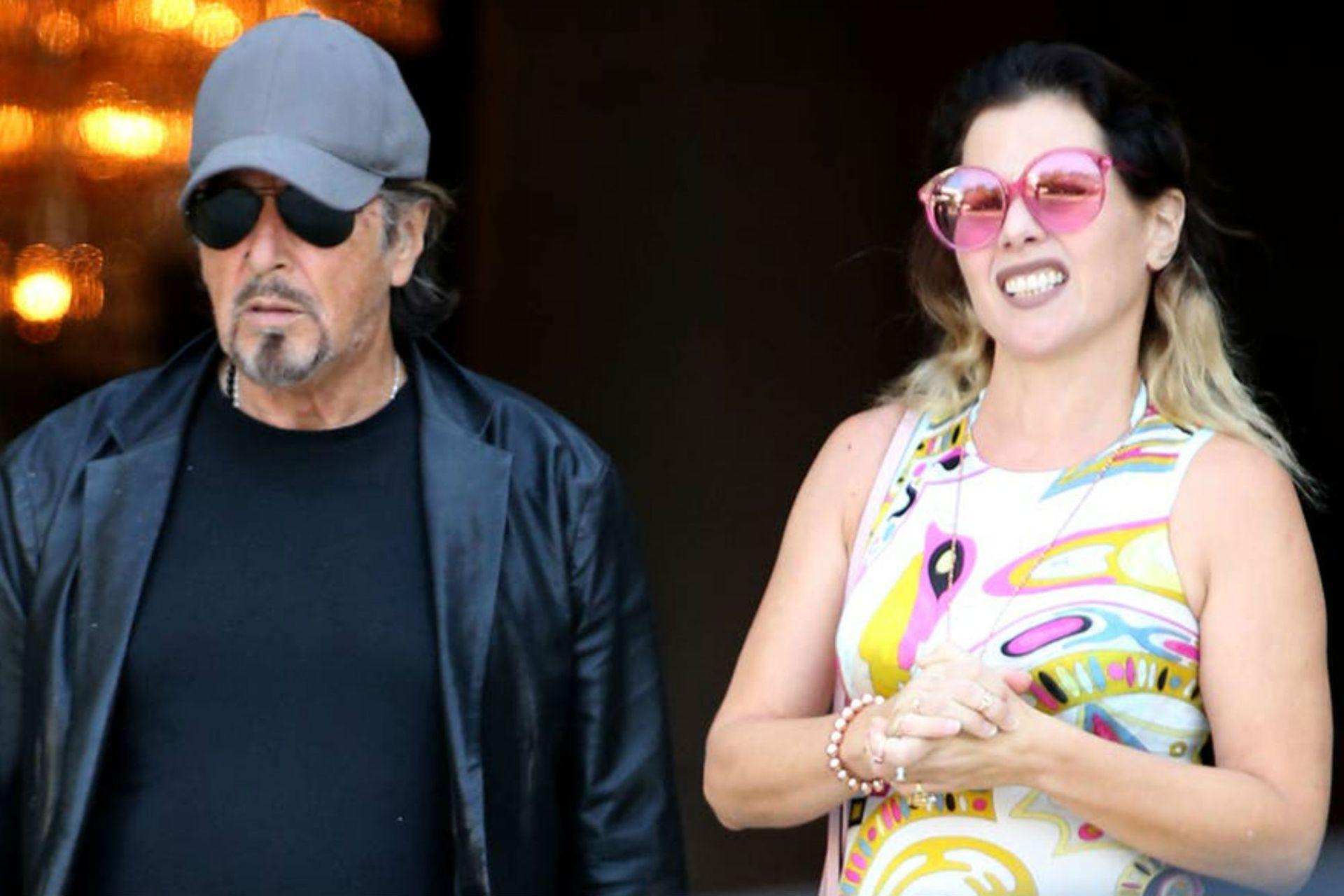Pacino comenzó una relación con la cantante y actriz israelí Meital Dohan al poco tiempo de separarse de Polak