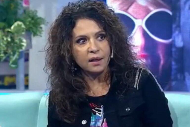Patricia Sosa relató una insólita situación que vivió con Oscar Mediavilla en un ascensor en Rusia