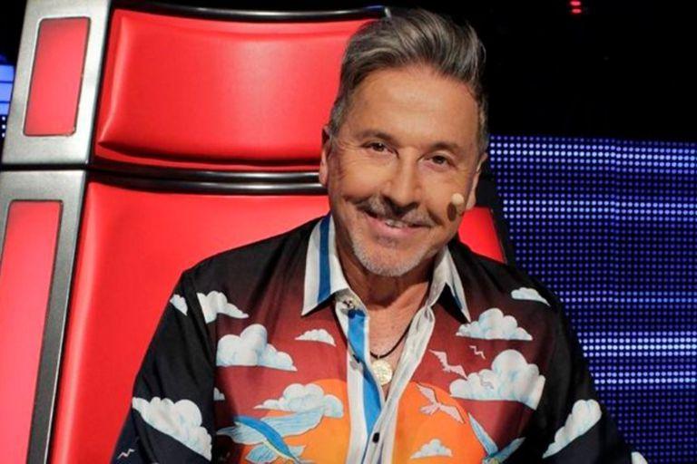 """Ricardo Montaner es uno de los jurados de """"La Voz Argentina"""""""