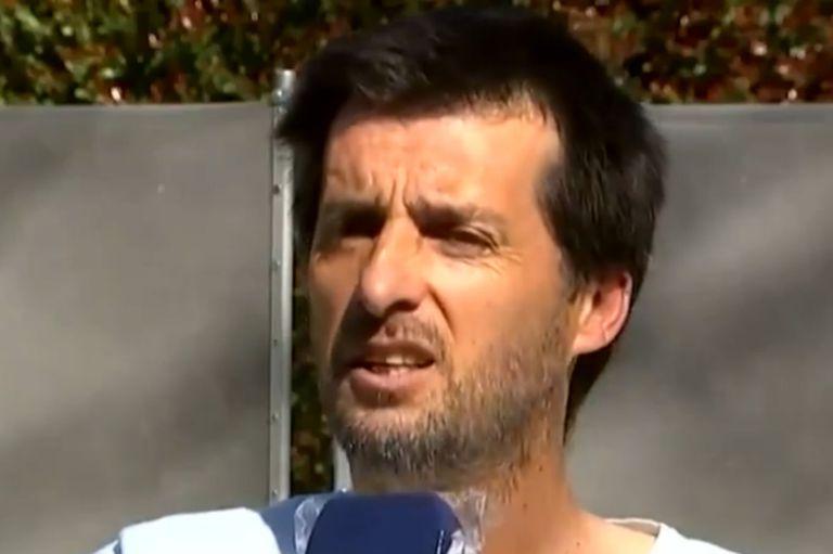 """Trotta: la """"mentira"""" de Menotti, el enojo con Chilavert y un dardo a Bragarnik"""