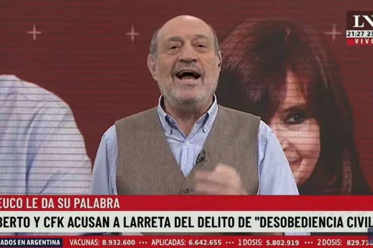 Alfredo Leuco se refirió al enfrentamiento entre el Gobierno y el Jefe de Gobierno porteño por la suspensión de las clases