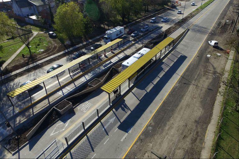 El Metrobus llegará a General Paz el mes que viene
