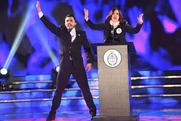 ShowMatch 2019: Leticia Brédice imitó a Cristina Fernández y conquistó al jurado