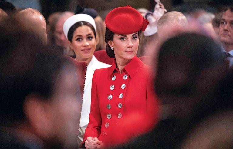 Por qué la visita de Donald Trump al Reino Unido incomoda a Kate Middleton