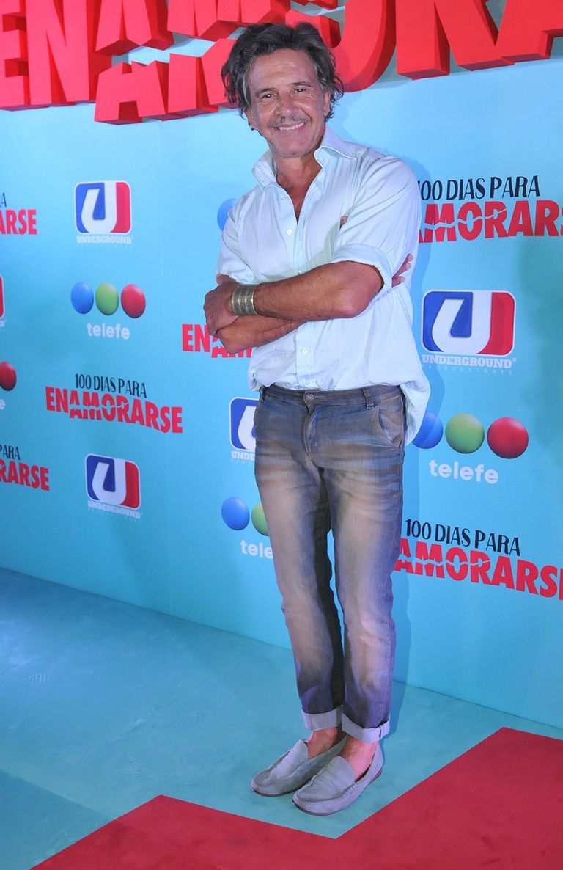 Osvaldo Laport personifica al padre de Nancy Dupláa