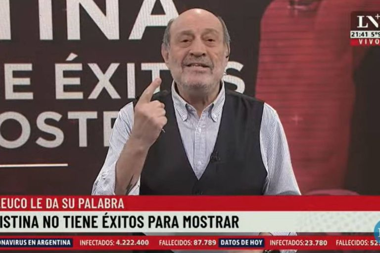 Alfedo Leuco se refirió al regreso de Cristina Kirchner a la vidriera política