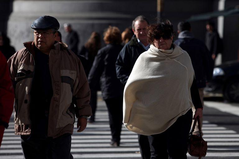 Pronóstico del tiempo: ¿hasta cuándo sigue el frío en Buenos Aires?