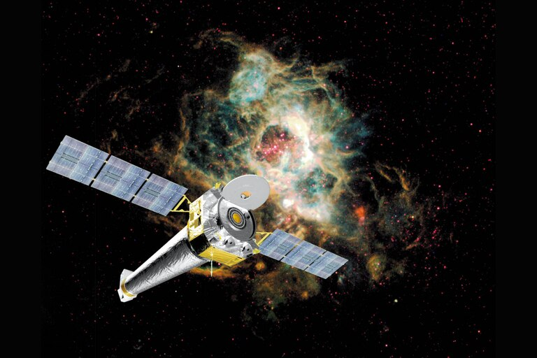 Los astrónomos realizaron este descubrimiento gracias al Observatorio de Rayos X Chandra de la NASA