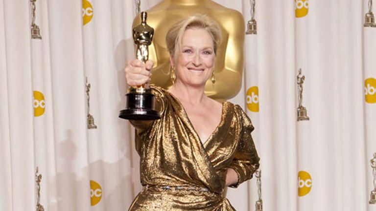 Meryl Streep, nominada al Oscar por vigésima vez