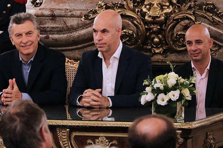 Quién es Martín Ocampo, el ministro de Larreta que renunció tras el River-Boca