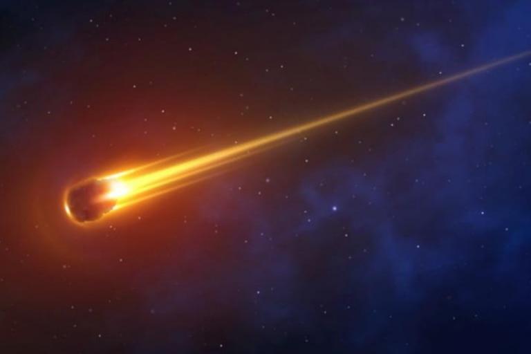 El impresionante meteorito que sacudió a Estados Unidos