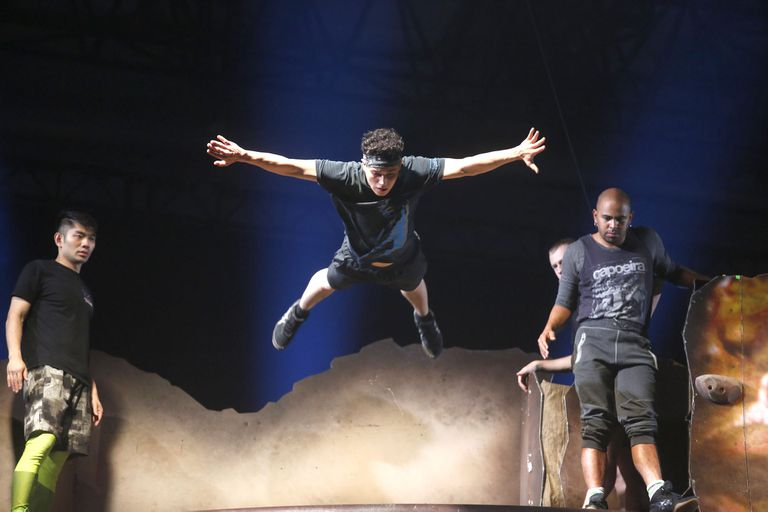 El Cirque du Soleil por dentro: lo que nadie ve del día a día de la troupe