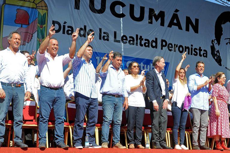 """Día de la Lealtad: en Merlo llamaron a Macri """"enemigo del pueblo"""""""