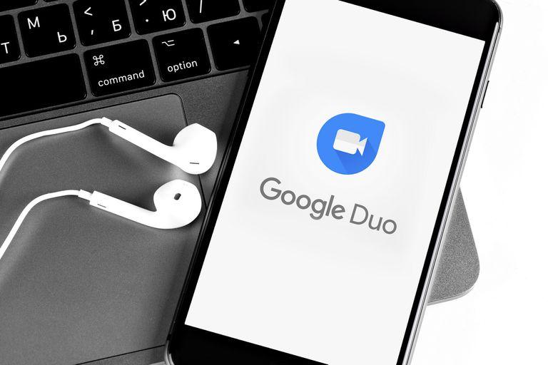 La aplicación de videollamadas Google Duo también se podrá utilizar desde la versión web disponible en duo.google.com