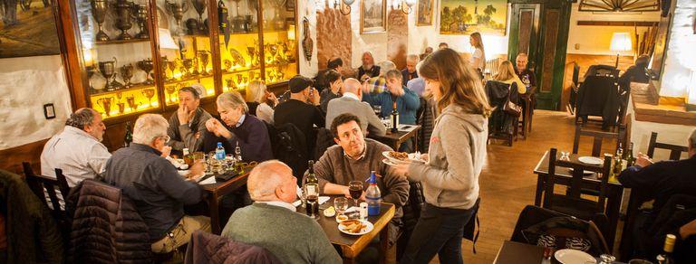 El club no pasa de moda: 4 buffets para comer rico, abundante y a buen precio