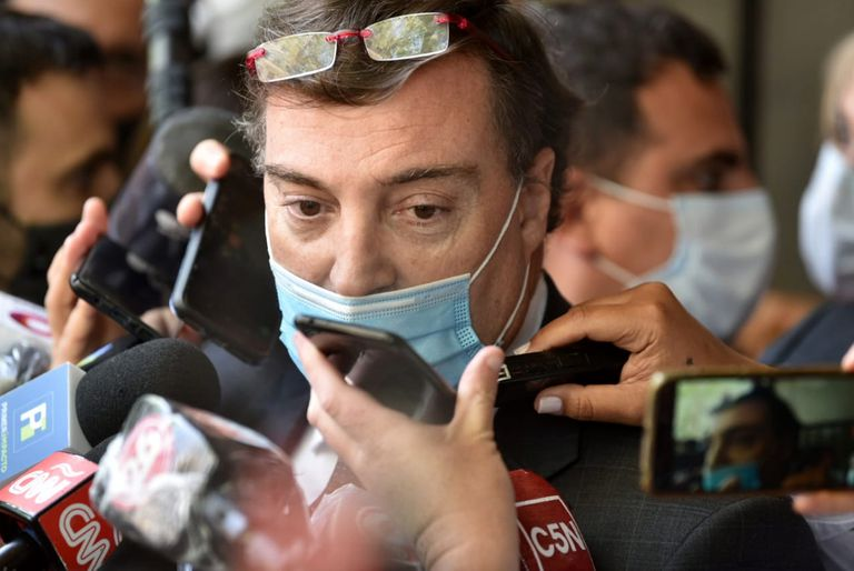 Mario Baudry, el novio de Verónica Ojeda