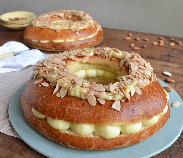 La rosca de pascua de Cocu Boulangerie