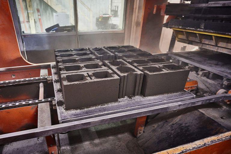 CarbiCrete, hormigón prefabricado de alta calidad realizado de una manera que reduce su huella de carbono